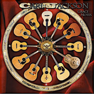 Carl Jackson Grace Notes CD